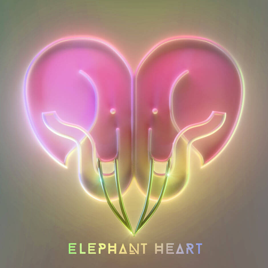 Elephant Heart - Warfare Single Cover Art