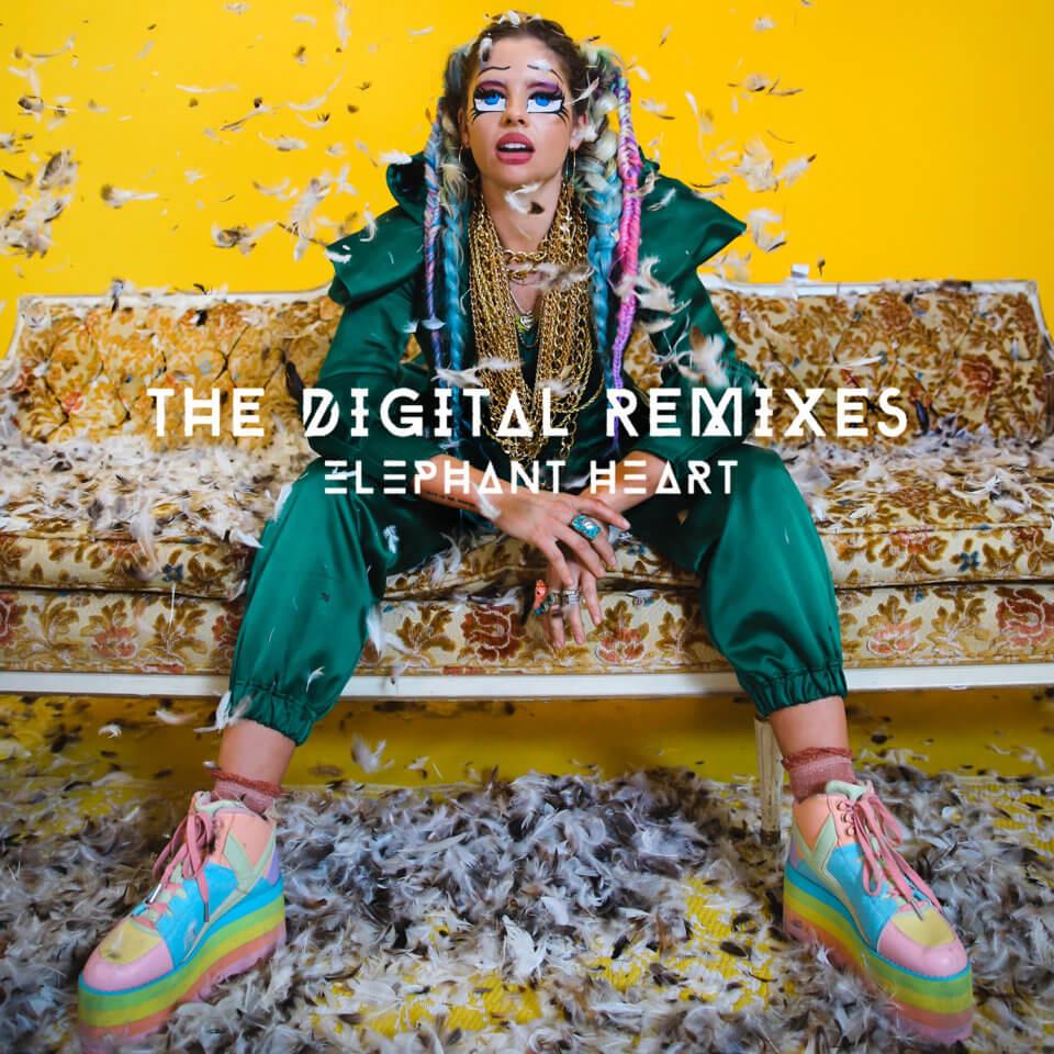 The Digital - Remixes - Elephant Heart Music